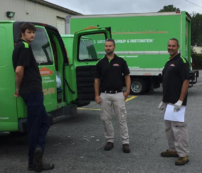 Morning Rituals at SERVPRO® of Chesapeake South