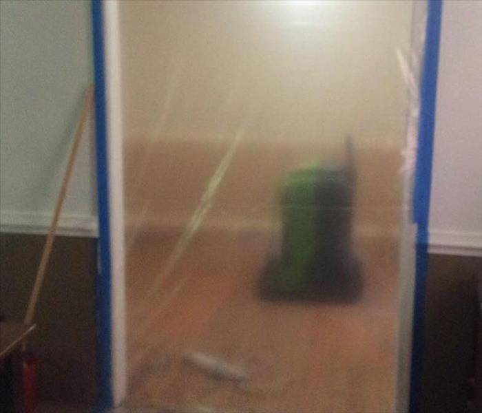 Mold Remediation Water Intrusion After A Storm and Mold in Chesapeake