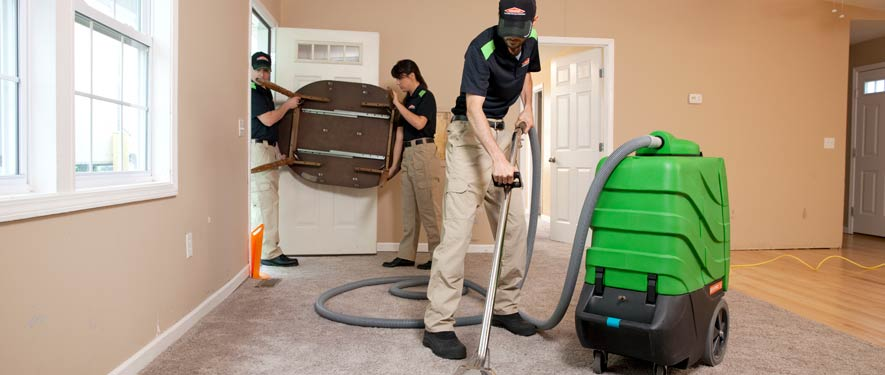 Chesapeake, VA residential restoration cleaning